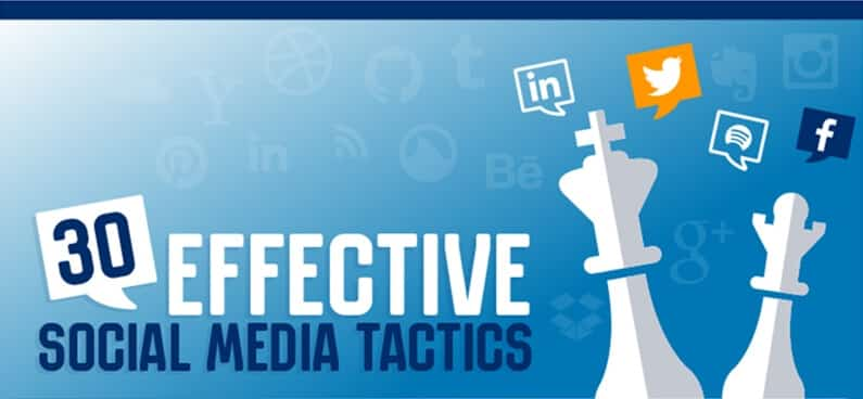 The Effective #SocialMedia Marketing Tactics You Need To Try Today
